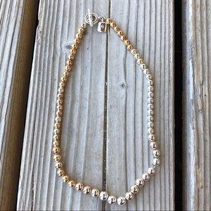 Gorgeous Ralph Lauren Gold Ombré Beaded Necklace!